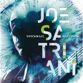 Joe Satriani- Shockwave Supernova (LP)