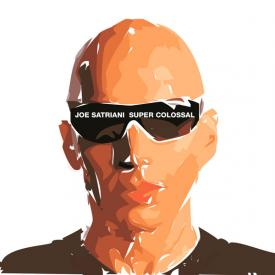 Joe Satriani- Super Colossal