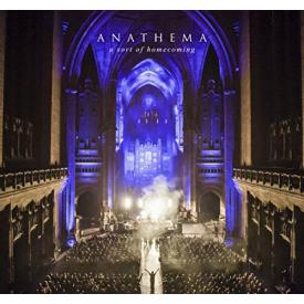 Anathema- A Sort of Homecoming (2CD+DVD)