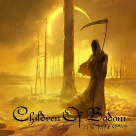 Children Of Bodom- I Worship Chaos (CD:DVD)